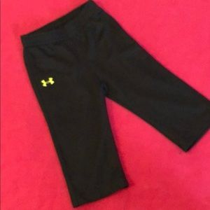 Under Armour 6/9mo pant